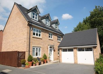 Thumbnail 5 bedroom detached house for sale in Coltpark Woods, Hamsterley Colliery, Newcastle Upon Tyne