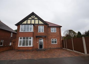 Thumbnail 5 bedroom detached house for sale in Colwyn Avenue, Littleover, Derby