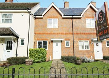 Thumbnail 3 bed terraced house to rent in London Road, Aston Clinton, Aylesbury