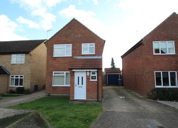 Thumbnail 3 bed detached house for sale in Rudlands, Ipswich