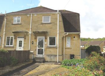 Thumbnail 2 bed semi-detached house for sale in Highfield Close, Bath
