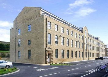 Thumbnail 1 bed flat for sale in Limefield Mills, Wood Street, Crossflatts, West Yorkshire
