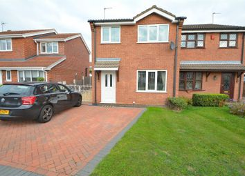 Thumbnail 3 bedroom semi-detached house for sale in Bosworth Way, Long Eaton, Nottingham