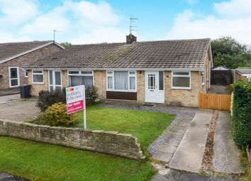 Thumbnail 2 bed semi-detached bungalow for sale in South Down Road, Huntington, York