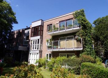 Thumbnail 2 bed flat for sale in Langham Court, Mersey Road, Didsbury, Manchester