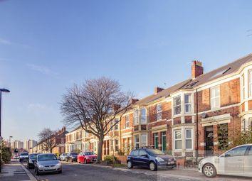 Thumbnail 3 bed flat for sale in Dinsdale Road, Sandyford, Newcastle Upon Tyne