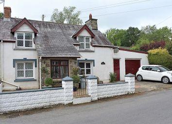 Thumbnail 3 bed cottage for sale in Gorrig Road, Llandysul