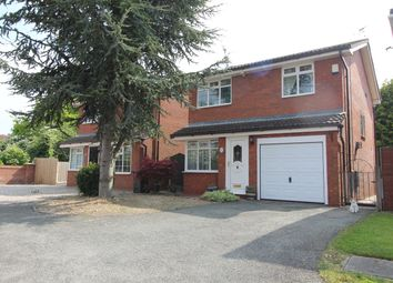 Thumbnail 3 bed detached house for sale in Coppice Green, Elton, Chester