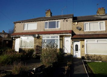 Thumbnail 2 bed terraced house for sale in Westcliffe Drive, Highroad Well, Halifax