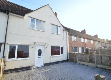 Thumbnail 3 bed semi-detached house for sale in First Avenue, Rainworth, Mansfield