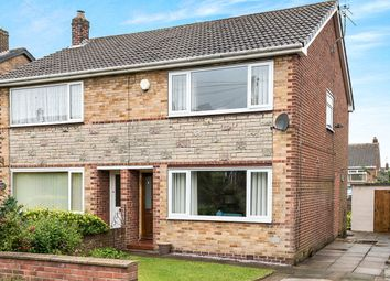 Thumbnail 3 bed semi-detached house for sale in Rochester Road, South Anston, Sheffield