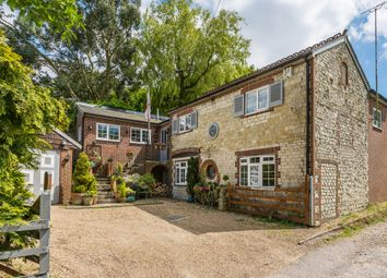Thumbnail 4 bed detached house for sale in Langrish, Petersfield