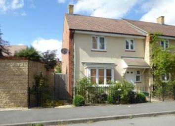 Thumbnail 3 bedroom end terrace house for sale in Palmer Road, Faringdon