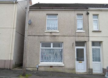 Thumbnail 3 bed semi-detached house for sale in Richmond Road, Swansea