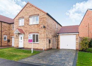 Thumbnail 4 bed detached house for sale in Whistlewood Close, Hartlepool