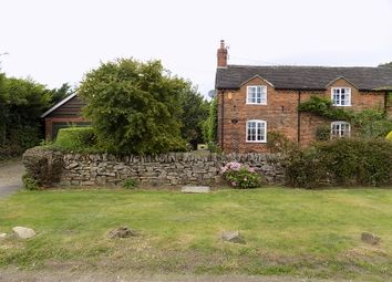 Thumbnail 3 bed cottage for sale in Radbourne, Ashbourne