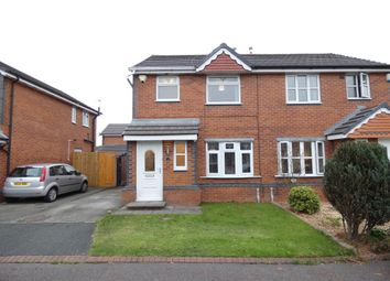 Thumbnail 3 bed semi-detached house for sale in Winterlea Drive, Halewood, Liverpool