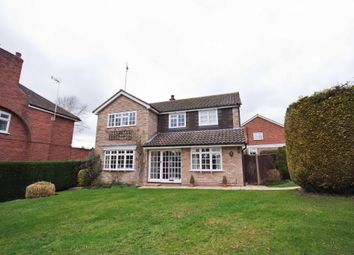 Thumbnail 4 bed detached house for sale in Birchmead Avenue, Pinner