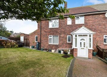 Thumbnail 3 bed semi-detached house for sale in Highfield Road, Whitby, North Yorkshire, .