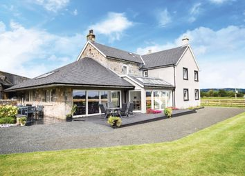 Thumbnail 5 bed detached house for sale in Tillyochie Farmhouse, Kinross, Perthshire