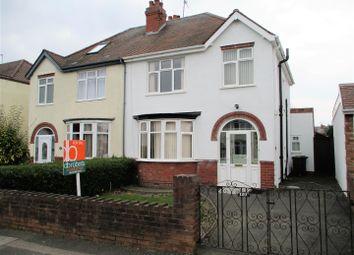 Thumbnail 3 bedroom semi-detached house for sale in Windsor Avenue, Penn, Wolverhampton