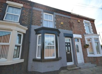 Thumbnail 2 bed terraced house for sale in Owen Road, Kirkdale, Liverpool