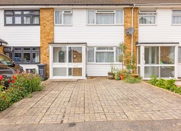 Thumbnail 3 bed terraced house for sale in Southview Close, Cheshunt, Waltham Cross