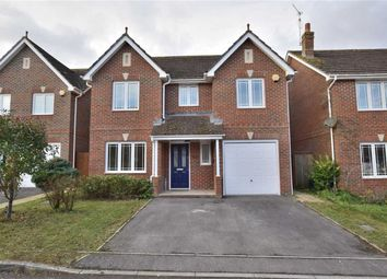 Thumbnail 4 bed detached house for sale in Ubsdell Close, New Milton