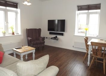 Thumbnail 2 bed flat to rent in Gatekeeper Walk, Little Paxton, St. Neots