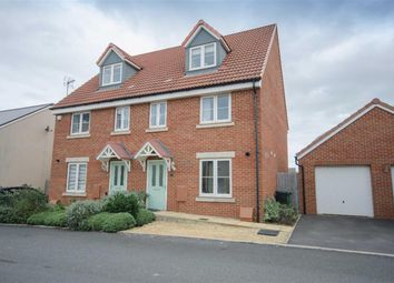 Thumbnail 4 bed semi-detached house for sale in Pear Tree Way, Lyde Green, Bristol