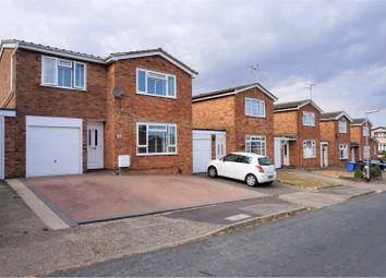 Thumbnail 4 bed link-detached house for sale in Didsbury Close, Ipswich