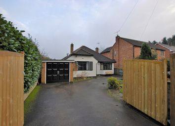 Thumbnail 3 bed bungalow for sale in East Butts Road, Rugeley