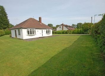 Thumbnail 3 bed detached bungalow to rent in Edge Hill, Darras Hall, Newcastle Upon Tyne