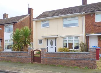 Thumbnail 3 bed terraced house for sale in Lancaster Road, Huyton, Liverpool