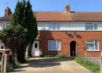 Thumbnail 3 bed terraced house to rent in Howe Avenue, Ipswich