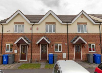 Thumbnail 2 bed terraced house to rent in Weston Court, Longton, Stoke-On-Trent