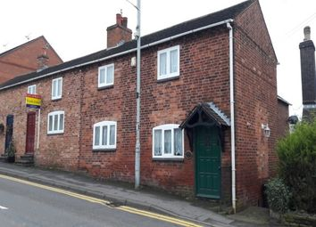 Thumbnail 3 bed cottage to rent in High Street, Measham, Swadlincote