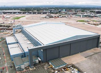 Thumbnail Commercial property to let in Hangar One Manchester Airport, Runger Lane, Manchester, North West