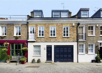 Thumbnail 4 bedroom property to rent in Pindock Mews, Little Venice, London