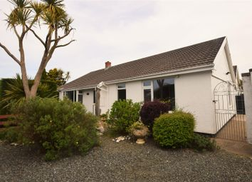 Thumbnail 3 bed detached bungalow for sale in Greenhill Crescent, Haverfordwest