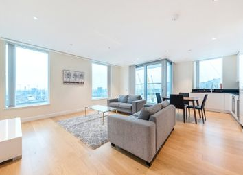Thumbnail 2 bed flat to rent in Arora Tower, 2 Waterview Drive