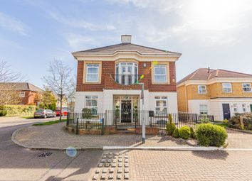 Thumbnail 5 bed detached house for sale in Strawberry Court, Deepcut, Camberley