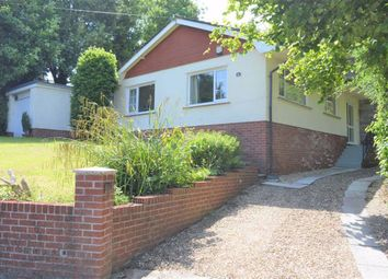 Thumbnail 3 bed detached bungalow for sale in Cecil Road, Gowerton, Swansea
