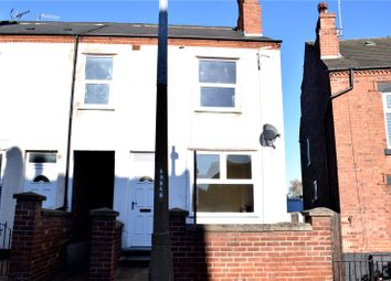 Thumbnail 3 bed end terrace house to rent in Archer Street, Ilkeston, Derbyshire
