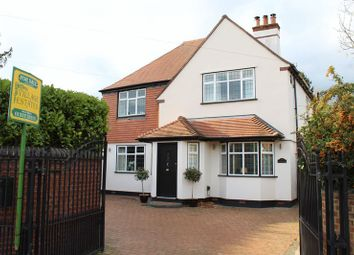 Thumbnail 4 bed detached house for sale in Baldwyns Park, Bexley