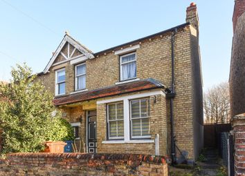 Thumbnail 2 bed semi-detached house for sale in Elmthorpe Road, Wolvercote, North Oxford, Oxon