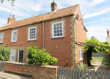 Thumbnail 3 bed semi-detached house for sale in Silver Street, Ruskington, Sleaford