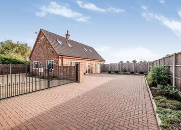 Thumbnail 2 bed bungalow for sale in Bedford Road, Moggerhanger, Bedford, Bedfordshire