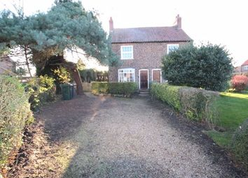 Thumbnail 2 bed semi-detached house to rent in Garmancarr Lane, Wistow, Selby