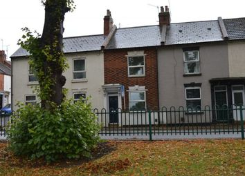 Thumbnail 2 bed terraced house to rent in St Andrews Road, Semilong, Northampton